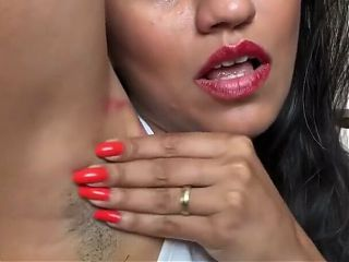 Hot red Spicy armpits